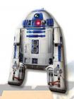 3D polštářek Star Wars R2D2 40 cm