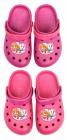 Crocs sandále Tlapková Patrola vel. 23-24 růžové
