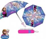Deštník Frozen vystřelovací skládací