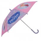 Deštník LEdové království Frozen růžovo-fialový