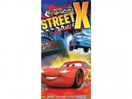 DĚTSKÁ OSUŠKA CARS STREET X 70x140cm AKCE