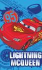 DĚTSKÝ RUČNÍK CARS BLUE - 30X50 CM