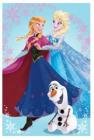 Fleece deka Frozen Ledové království