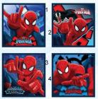 Magický ručníček Spiderman AKCE