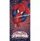 Osuška Spiderman 70x140 cm AKCE