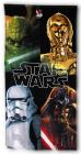 Plážová osuška Star Wars  70x140cm AKCE