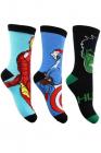 Ponožky Avengers vel. 23/26 AKCE 29% sleva