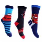 Ponožky Disney Cars  vel. 23-26 AKCE 29% sleva