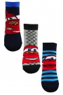 Ponožky kotníčkové Disney Cars vel.27-30