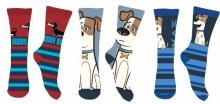Ponožky Tajný život mazlíčků vel.23-26 AKCE 29% sleva