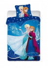 Povlečení Ledové Království Elsa a Anna 140/200 AKCE