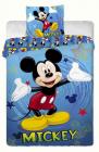 Povlečení Mickey Mouse 2014 blue 140/200