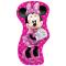 3D Tvarovaný polštářek Minnie 34 cm
