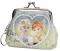 Peněženka Ledové království Elsa a Anna klik-klak new