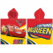 Pončo Disney Cars Blesk McQueen