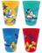 Sada plastových kelímků Mickey Mouse